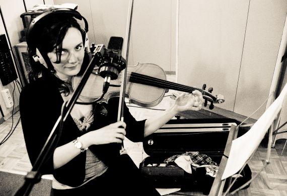Sesja nagraniowa 2011